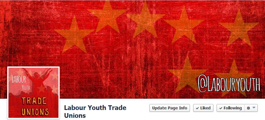 LY Trade Unions FB screenshot